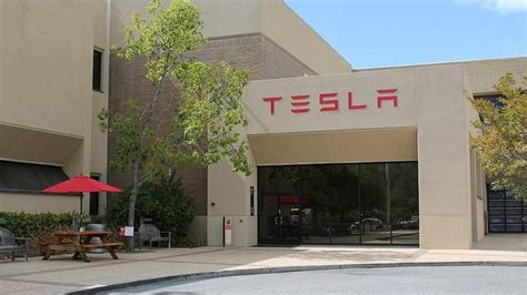 Tesla Silicon Valley Tesla Stock 14 This Week May Be Victim Of