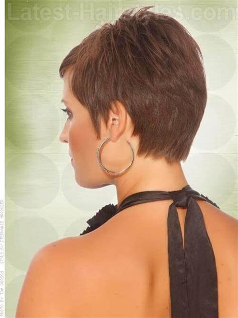 short haircuts withheight on top short layered haircuts for height on top with fine hair