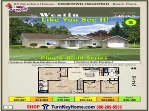 all american homes floor plans westin modular home all american homes hometown collection