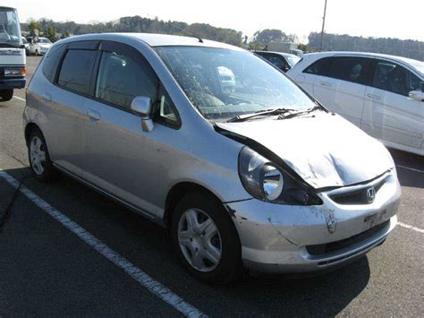 Js Fit L Gd 1 автомобиль на разбор honda fit gd1 l13a 2003 года