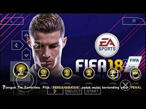 cara mod game pes java cara download dan install game pes mod fifa 2018 bahasa