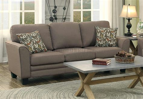 adair sofa 8413gy in grey fabric by homelegance w options