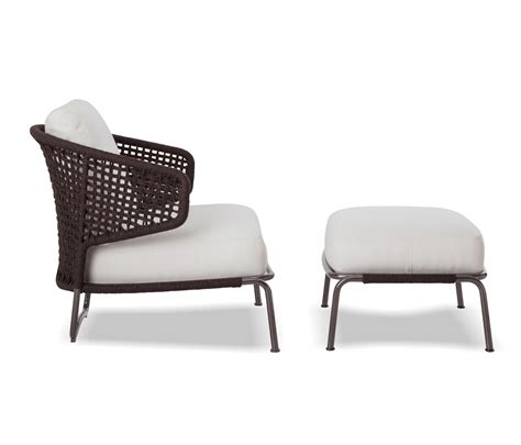 garden armchairs aston quot cord quot outdoor garden armchairs from minotti