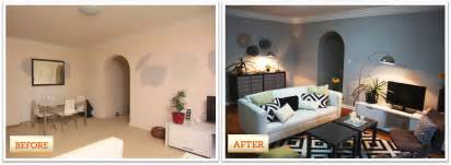 living room makeovers before and after room renovations before and after images
