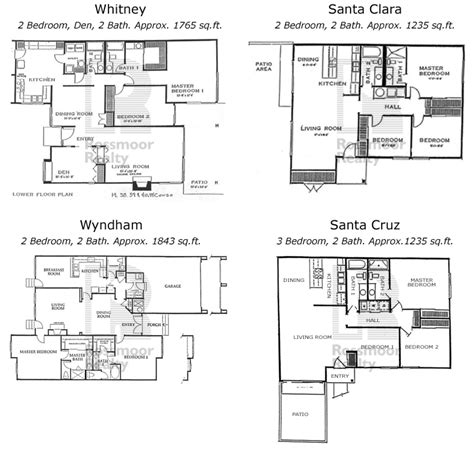 rossmoor floor plans walnut creek level in condos drew plaisted rossmoor realty walnut