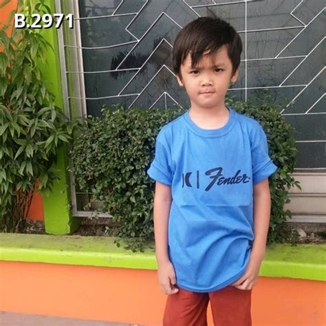 Hurley Shirt Quality Distro kaos 3second anak b 2985 clothnesia supplier distro