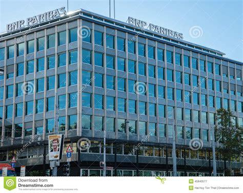 bnp bank bnp paribas bank editorial photography image 45843577