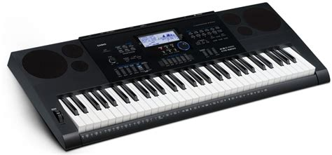 Keyboard Yamaha Kn 2600 casio ctk 6200 portable electronic keyboard 61 key with headphones and keyboard stand
