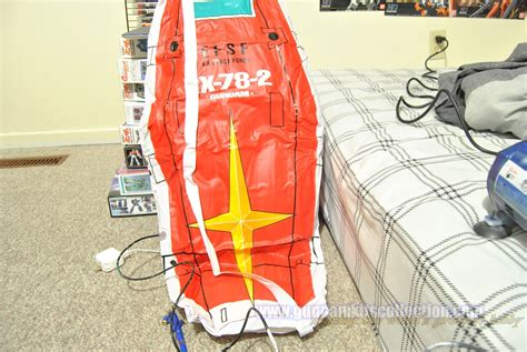 gundam rx   inflatable shield pool float life saver