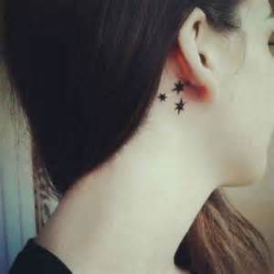 Tattoo Behind The Ear Ideas » Ideas Home Design