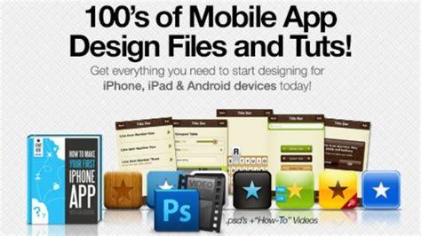 mobile application design kit ending soon the mobile app design starter kit deals