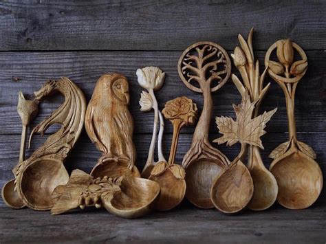amazing wood art created  carving masters   time