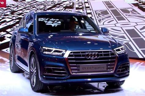 Noul Audi Q5 by New Audi Q5 Costs From 163 37 170 Autocar