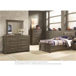 Ms Bedroom Furniture by Signature Design By Juararo Bedroom