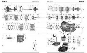 42rle transmission parts diagram get free image about
