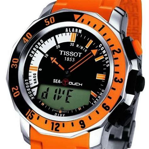 Tissot Sea tissot sea touch review