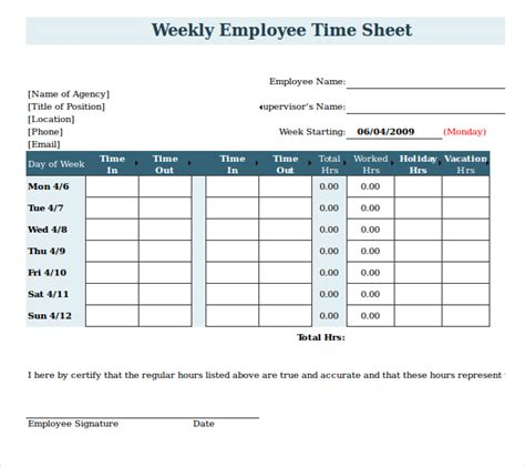 free excel payroll template 21 payroll timesheet templates free sle exle