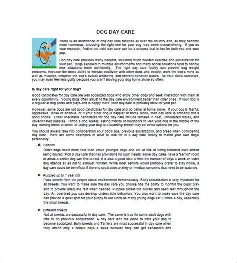 Daycare Business Plan Template 12 Free Word Excel Pdf Format Download Free Premium Daycare Business Plan Template Pdf