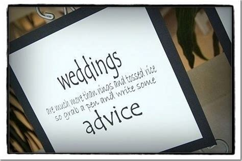 Wedding Advice Box by Quot Marriage Advice Box Quot Idea Wedding Bells Are Ringing