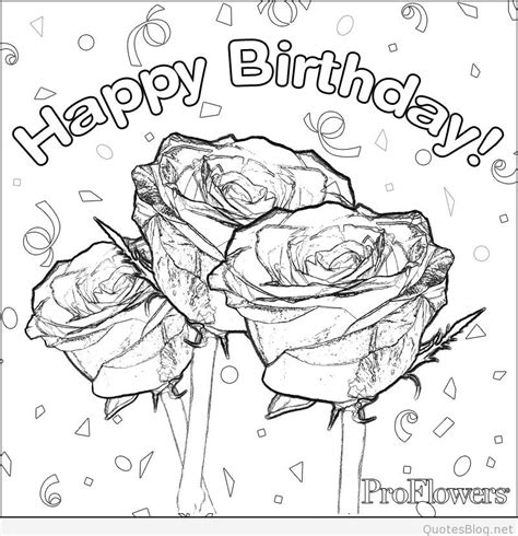 birthday coloring pages for aunts free happy birthday mum coloring pages