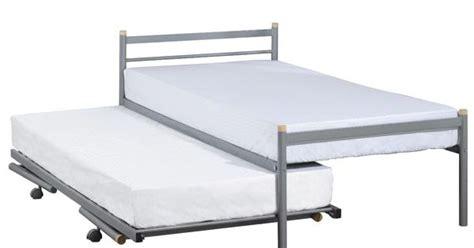 Metal Trundle Bed Frame Http Metalevabedsnet Instamatic High Rise Metal Bed Frame