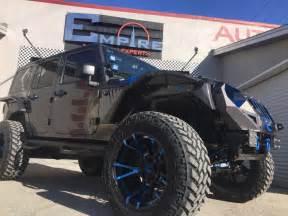 jeep wrangler custom black black custom jeep wrangler 4 empire collision experts