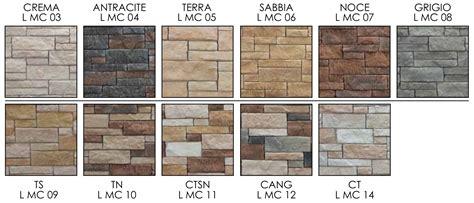 pietre ricostruite per interni prezzi pietra ricostruita singola mod monte curcio