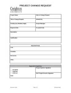 change request template change log template images