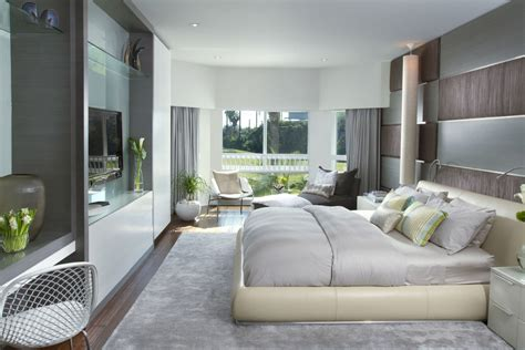 Contemporary Home Interior Stylish Interior In Miami Florida