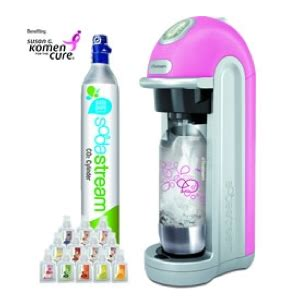 Another Pink Kit by Another Sodastream Option Pink Fizz Seltzer Start Kit