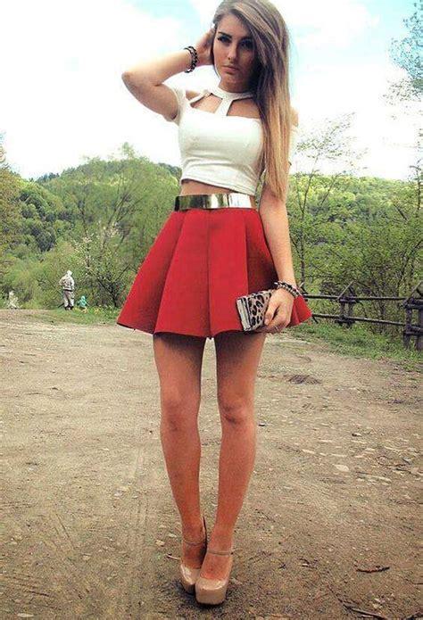 faldas de cortas faldas de moda 187 faldas cortas 3