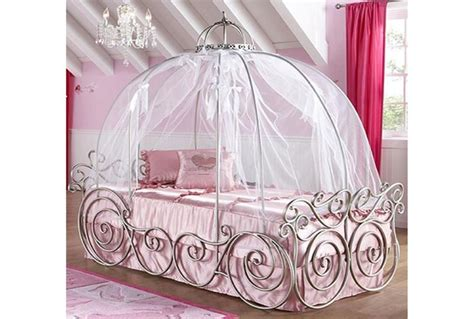 princess carriage bed disney princess twin carriage bed kid s room pinterest