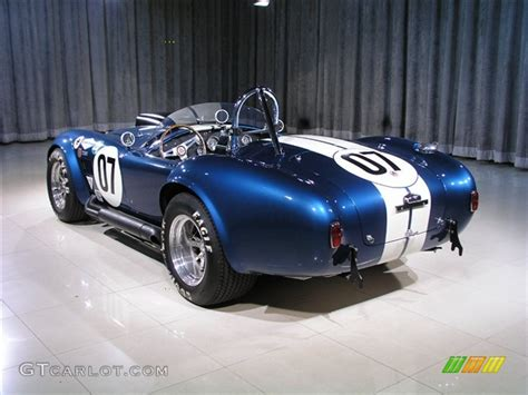 Painting For Home Interior Guardsman Blue 1965 Shelby Cobra Csx4000r Series Roadster