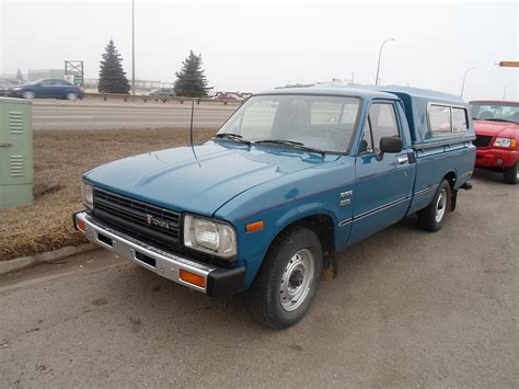 Does Toyota A Diesel Truck Curbside Classic 1982 Toyota Diesel