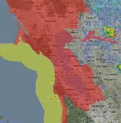 california tsunami map tsunami warning san francisco california modern