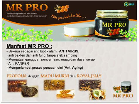 Mr Pro Propolis Jelly product hwi