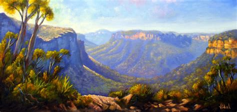 blue mountains nsw govetts leap lookout blue mountains nsw christopher vidal