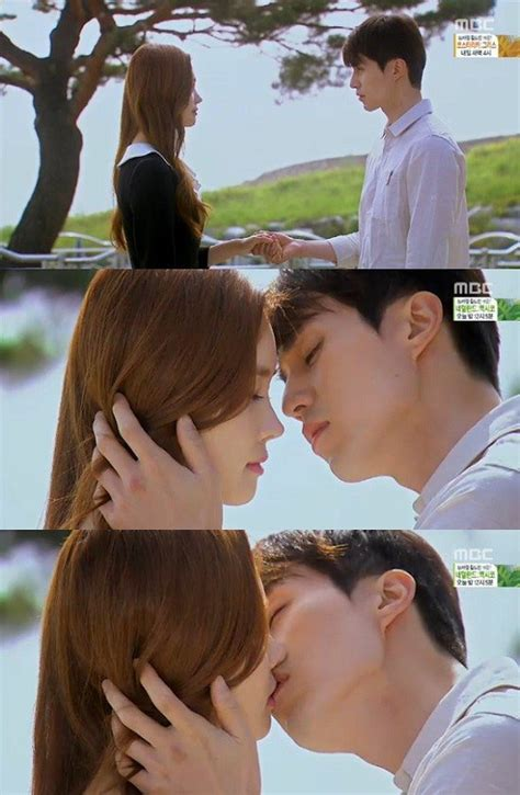 film drama korea hotel king spoiler quot hotel king quot lee dong wook and lee da hae s kiss