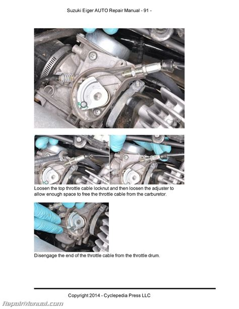 shift pad eiger by eiger indonesia suzuki auto shifter eiger lt a400 400f atv printed service