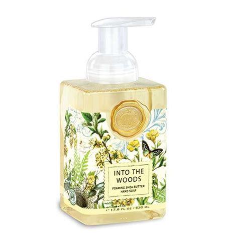 michel design works rose bloom home fragrance diffuser 8oz ebay michel design works into the woods foaming soap