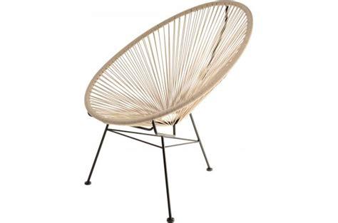 fauteuil chaise longue fauteuil la chaise longue acapulco taupe fauteuil design