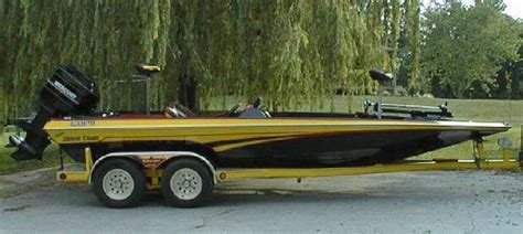 central states bass boat sales companies established in 1954