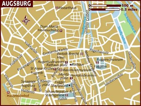 map augsburg germany germany map augsburg