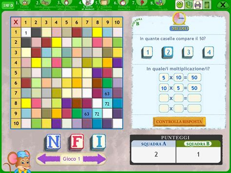 tavola pitagorica scuola primaria cos 232 la l i m e come funziona