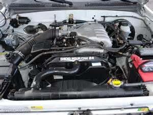 3 4 L Toyota Engine 2004 Toyota Tacoma V6 Prerunner Xtracab 3 4l Dohc 24v V6