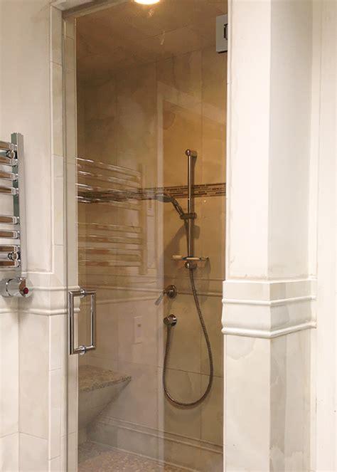 Frameless Shower Doors Nj Single Door Manalapan Nj Showerman