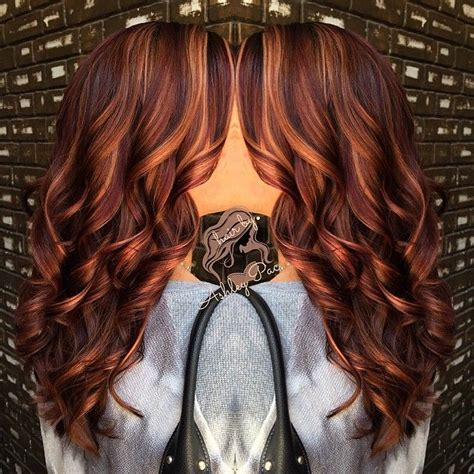 caramel and burgandy highlights on older ladies hair 25 best ideas about red violet highlights on pinterest
