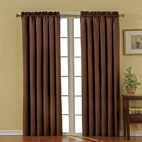 curtains eclipse eclipse canova blackout window curtain panel set of 2