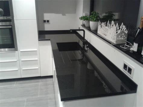 granit küchenplatte k 246 ln nero black granit k 252 chenarbeitsplatten