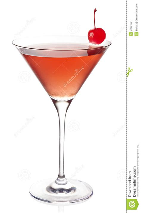 pink cosmopolitan drink cocktail cosmopolita immagine stock immagine 33594901